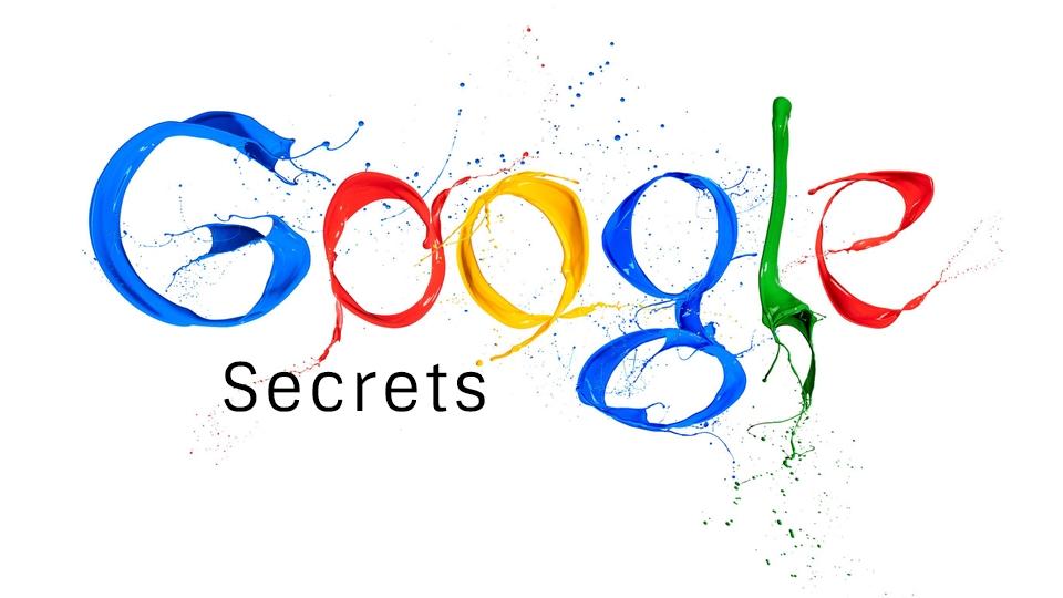 I segreti di google