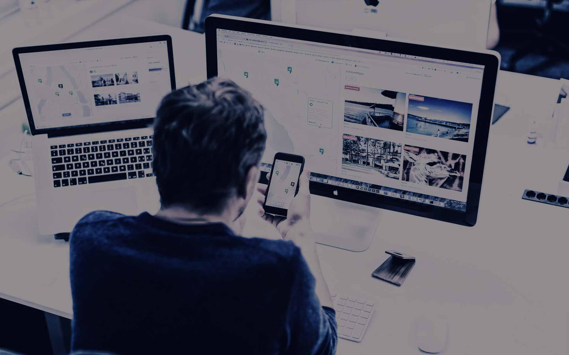 Sviluppo web e realizzazione siti internet