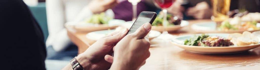 Menù digitali per attività di ristorazione