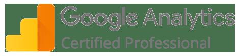 web designer con certificazione Google analytics